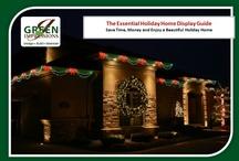 Holiday Lighting and Decor Ebooks