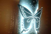 lamp pvc