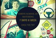 1Drive School of Motoring Sydney / Affordable Driving Lessons with Fully RMS. Accredited Female Instructor. We strive to teach you safe driving to survive on the roads!! #sydney