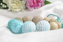 handmade crochet jewelry
