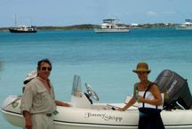 Loopers in the Bahamas / Although not part of the Great Loop, it's very popular for Loopers to winter in the Bahamas!  Find out what it's like to cruise on your own boat to the Bahamas and spend the winter exploring!