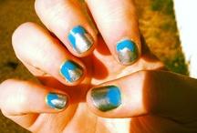 nail art: mine / by Robin Jacks