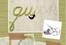 Embroidery Lettering