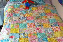 Easy Quilts for Charity / by Michelle Chitty