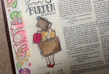 bible art journalism