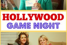 Hollywood Game Night / by Jenny Doepker