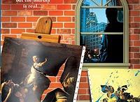 Hailey Lind Art Mystery series
