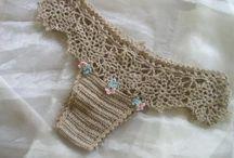 Bikinis / A crochet