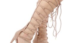 Strappy Heels / June is around the corner, time to stock up on some sexy strappy heels.  Shop www.pinkbasis.com  We always have the hottest styles, at an affordable price!