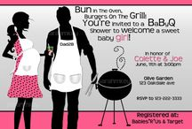 Couples baby shower  / by Jen Crawford