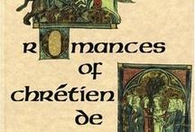 My Medieval Library Wishlist