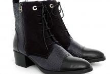 Calzado Mujer Otoño Invierno 15-16 / Botas, botines, deportivos, zapatos, zapatillas, trekking, ...