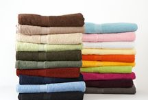 Luxury Towels / by Great Useful Stuff