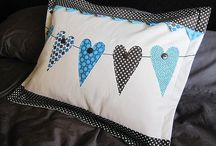 My pillows need a makeover / quilted pillows / by Godzi Linda