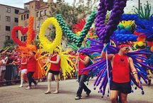 PRIDE / PRIDE Celebrations in Chicago, London, Miami, NYC, and Toronto. / by Thompson Hotels