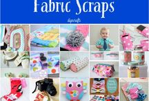 Fabric scrap projects