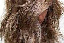 Darker hair