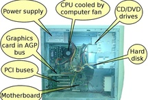 hardware / This will be a brief presentation of main hardware components of a pc