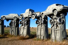 Nebraska Roadside Attractions / World's largest things and other roadside attractions in Nebraska to see on your next road trip.