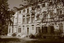 Villa Regina Apostolorum / Magnificent Villa in Monferrato, PIedmont, Italy for sale. The villa, dated back to seventh century , was the country estate of the Marquis Ricci of Cereseto. The estate, in Baroque style mixed with Classic Revival style, still conserves beautiful and aristocratic spaces, original plaster decorations, frescoed vaults, cotto tiles. Garden about 10.000 sqm.