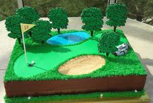 Masters cake ideas