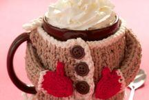 Crochet cozies / by Jennifer Borchert