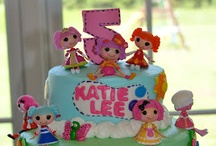 Lalaloopsy Party / by Lacy Baines