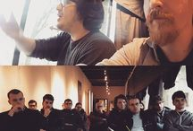 Instagram Il primo seminario di #DEPOST ha avuto inizio! @dellimellow parla della libertà di espressione in Italia e delle sue esperienze dirette in campo giuridico!