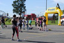 Vida Saudável - Vivamil / Vivamil apoia toda a pratica de exercícios que proporciona uma melhor saúde e uma vida mais saudável! ;)
