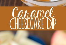 Cheesecake + dip