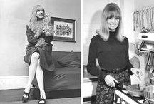 1960s Style Icons / Female Style Icons from the 1960s