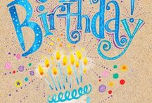 B-day wishes / by Yolanda Tasco