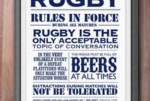Rugby Union / All things about the sport of Rugby Union