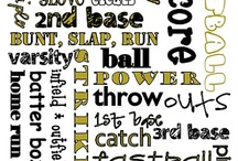 Softball / by Kristy Hunt