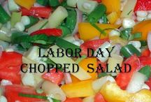 Salads / by Jennifer Adams