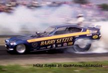 Funny Car - A/FX to Funny Car Factory Experimental and Gasser morph into Funny Car / A/FX -  Classic Funny Car - Flopper - Drag Racing Legends / by Jim Alvey