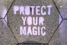 Street Witch / Wisdom of the walls and the divine guidance of strangers