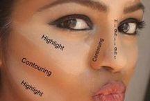 Make up+nehty