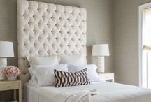 Bedrooms / My favorite and most inspiring bedrooms, from glamour and drama to classic and elegant.