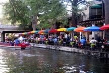 River Walk in San Antonio / by Hugo Talk