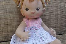 nylon stocking dolls
