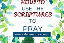 Praying Through Scripture