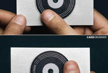 Business cards  / by Alexis Hartford
