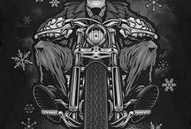 Shortstory... A Biker's X-Mas Tale