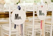 WEDDING SIGNAGE / Wedding Signs