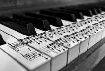 musieknote en instrumente