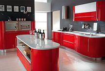 kuchnia czerwona / red kitchen / kuchen in rot / cuisines en roug / cucine in rosso / / kuchnia czerwona / red kitchen / kuchen in rot / cuisines en roug