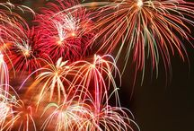 Baby you're a Firework / by Melissa Maples Glor
