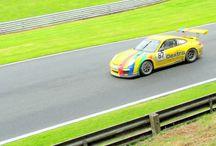 Cars / Porsche at Oulton Park