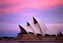 Sydney / Beautiful views and places to visit in Sydney, New South Wales, Australia.